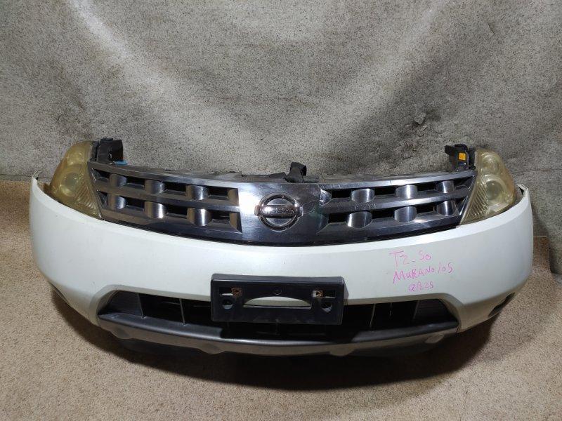 Nose cut Nissan Murano TZ50 QR25DE передний