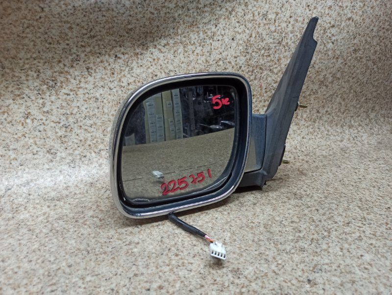 Зеркало Daihatsu Terios Kid J100G переднее левое