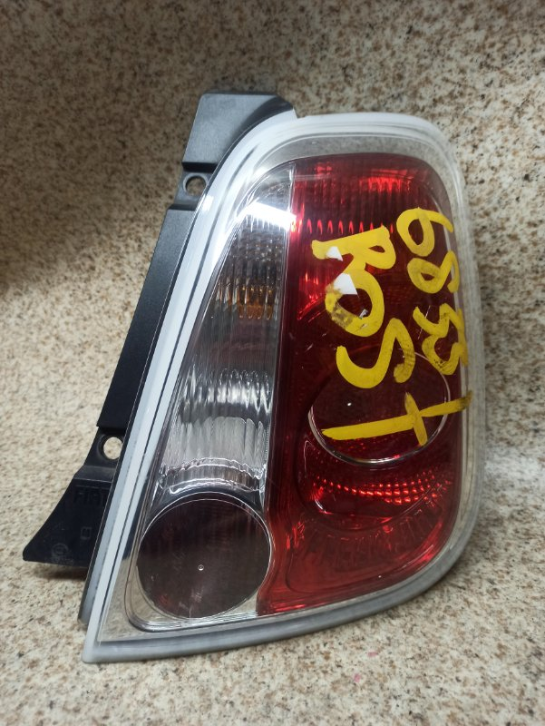 Стоп-сигнал Fiat 500 312 312A2000 задний правый