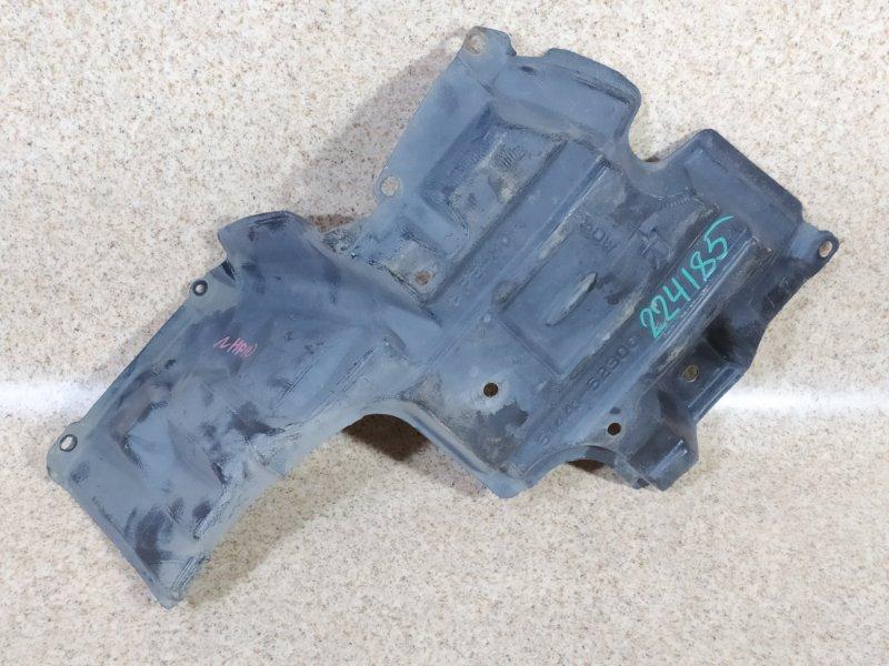 Защита двигателя Toyota Aqua NHP10 передняя правая