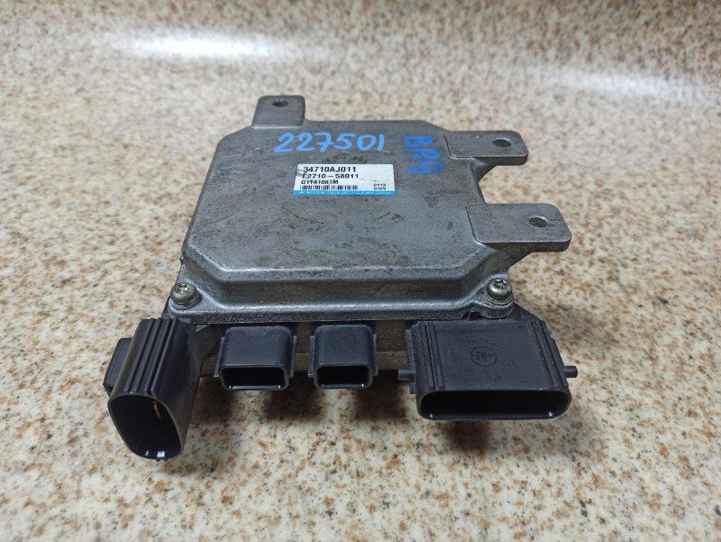 Блок управления рулевой рейкой Subaru Outback BR9
