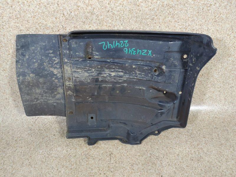 Подкрылок Hino Dutro XZU346 передний правый