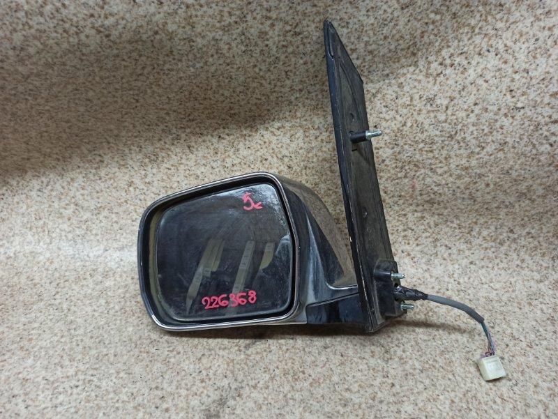 Зеркало Toyota Voxy AZR60 переднее левое