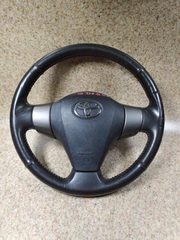 Руль Toyota Passo Sette M502E