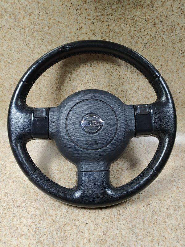 Руль Nissan Cube BZ11 2003