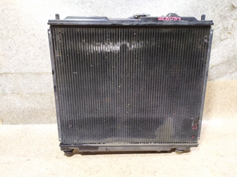 Радиатор основной Mitsubishi Pajero V46 4M40