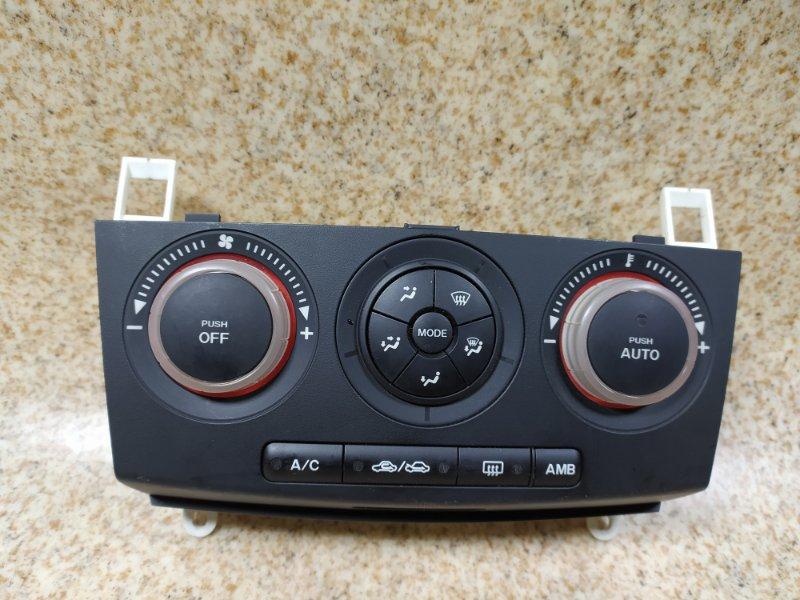 Климат контроль Mazda Axela BK3P 2004