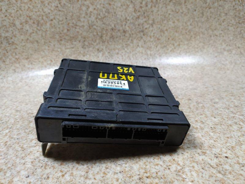 Блок управления акпп Mitsubishi Pajero V25W