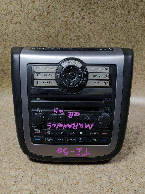 Климат контроль Nissan Murano TZ50