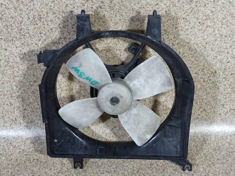 Вентилятор радиатора Mazda Demio DW3W