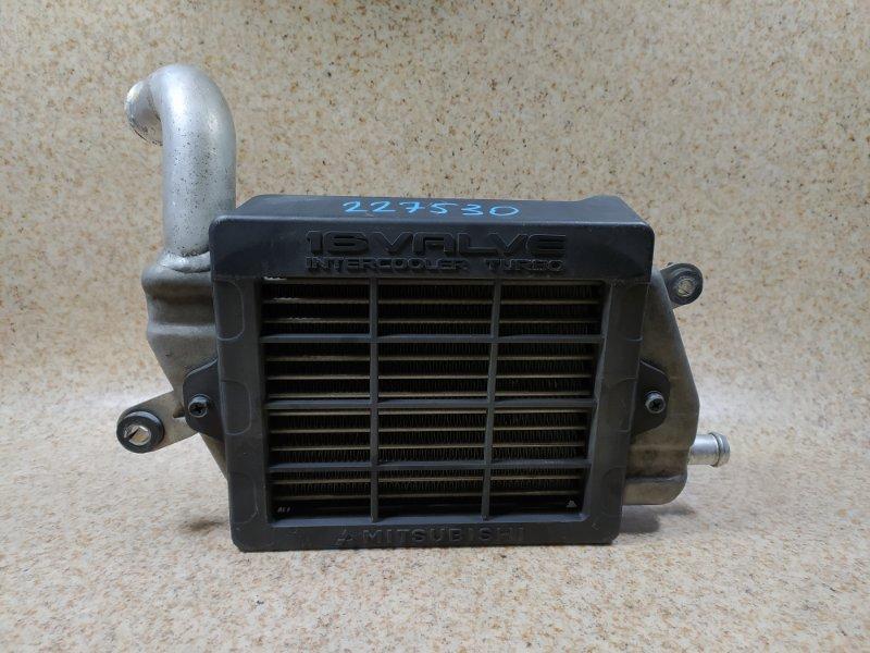 Интеркулер Mitsubishi Pajero Mini H58A