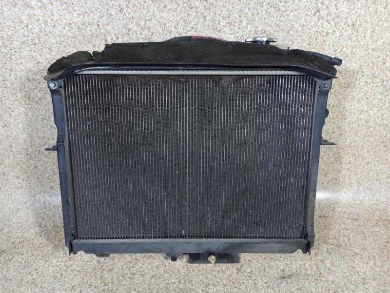 Радиатор основной Mazda Bongo SKF2T RF 2008