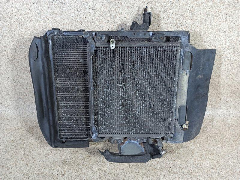 Радиатор основной Hino Dutro XZU346 S05D