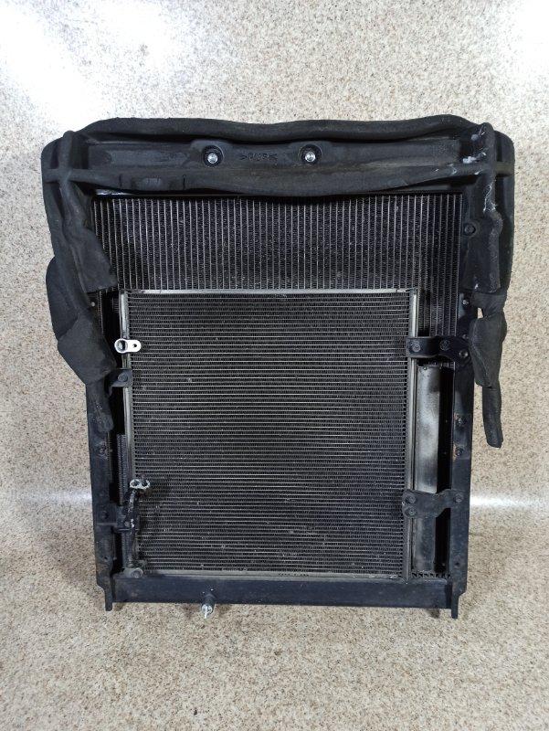 Радиатор основной Hino Dutro XZU414 N04C 2007
