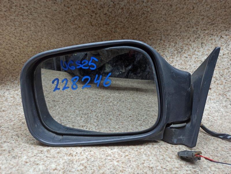 Зеркало Isuzu Vehicross UGS25DW переднее левое