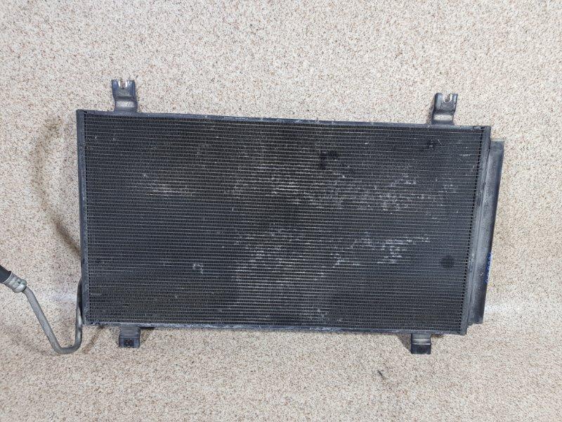 Радиатор кондиционера Mitsubishi Grandis NA4W