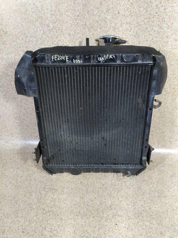 Радиатор основной Mitsubishi Canter FE224E 4D31