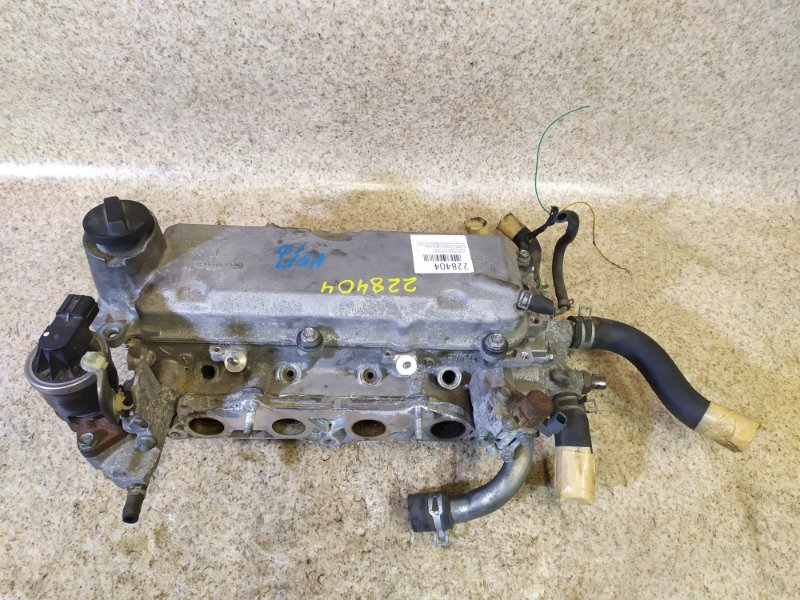 Головка блока цилиндров Honda Airwave GJ1 L15A