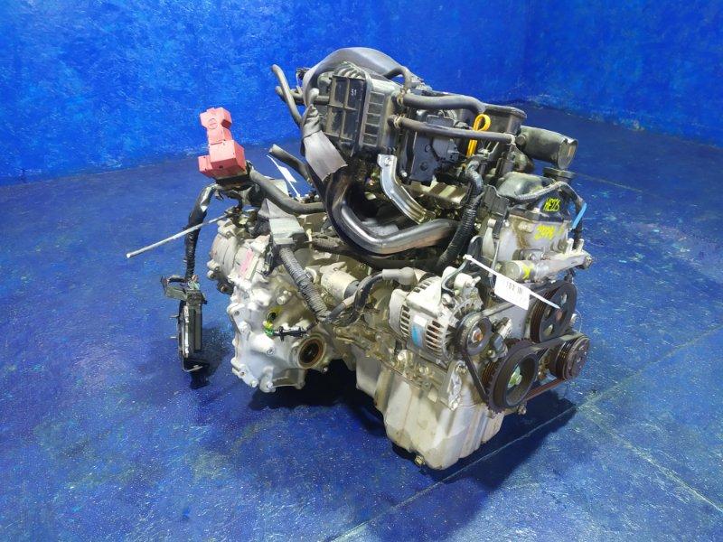 Двигатель Suzuki Alto Lapin HE22S K6A 2012