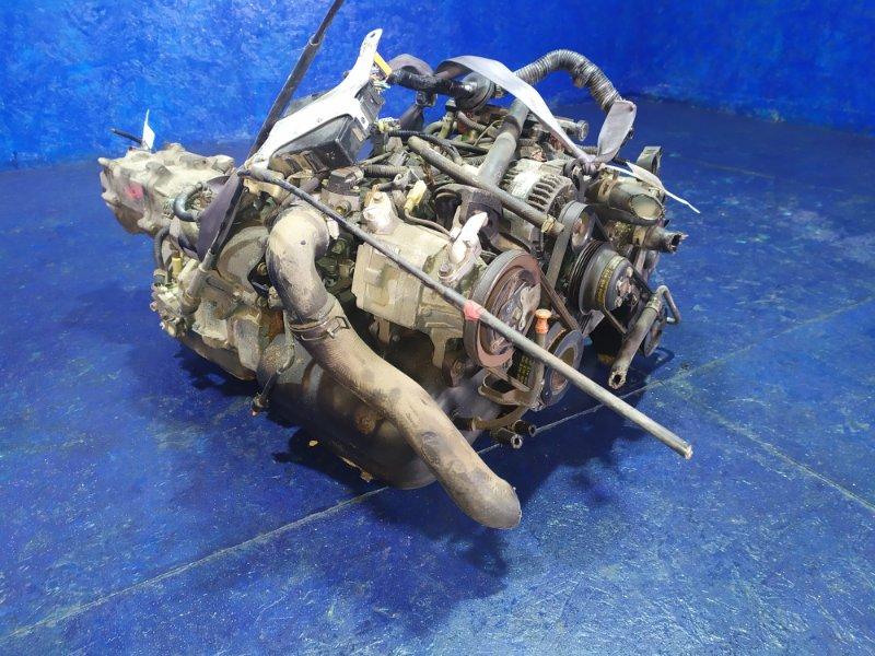 Двигатель Daihatsu Atrai S230G EF-DET 2001
