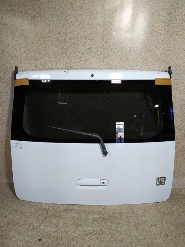 Дверь задняя Toyota Bb NCP30 2000 задняя