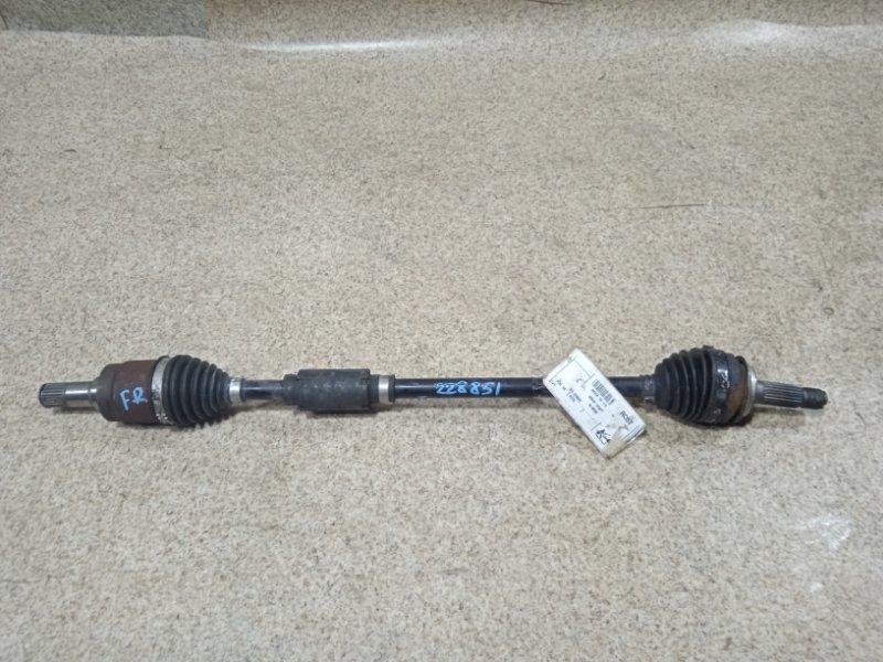 Привод Honda N-Wgn JH1 S07A передний правый