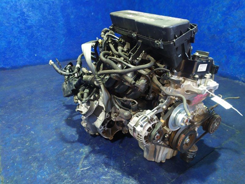 Двигатель Daihatsu Mira E:s LA350S KF-VE6 2018