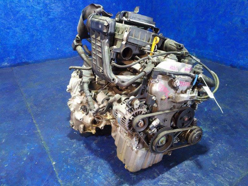 Двигатель Suzuki Wagon R MH23S K6A-T 2011