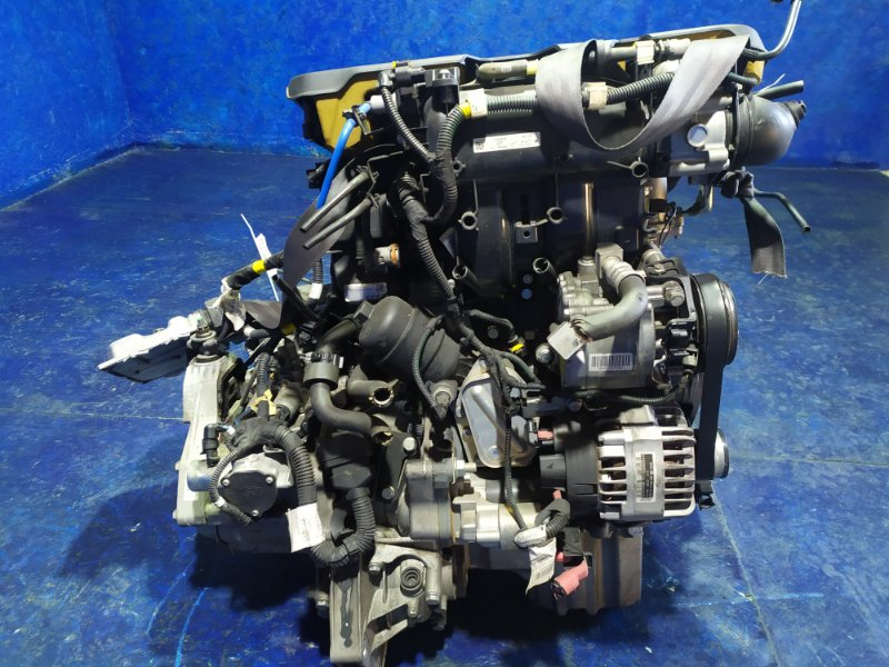 Двигатель Fiat 500 312 312A2000 2013