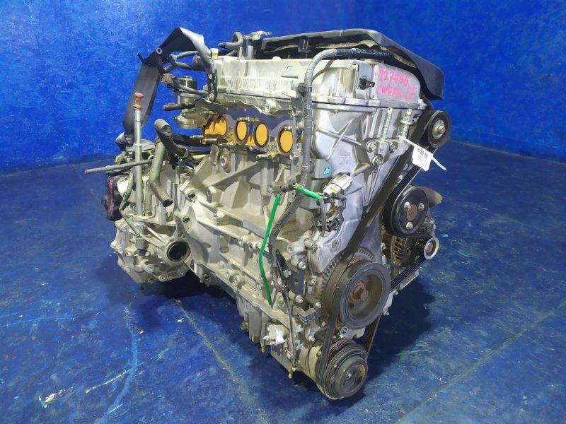 Двигатель Mazda Premacy CWEFW LF-VD 2013
