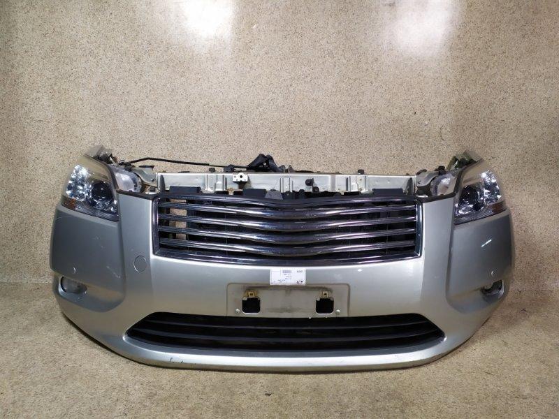 Nose cut Toyota Mark X Zio ANA10 2AZ-FE 2008 передний