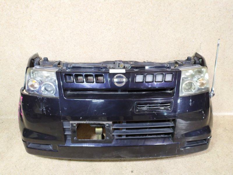 Nose cut Nissan Otti H91W 3G83 2005 передний