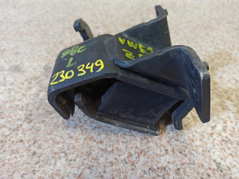 Подушка двигателя Nissan Caravan VWE25 ZD30DDTI левая