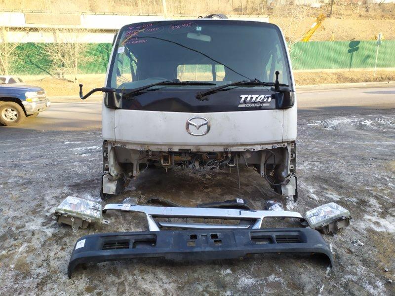 Кабина Mazda Titan SY56T WL 2001