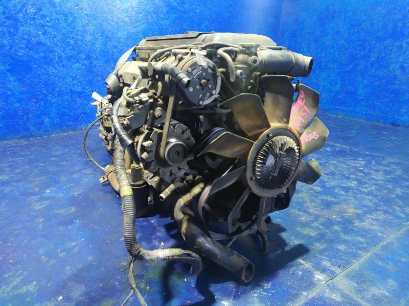 Двигатель Mitsubishi Canter FE53EEV 4M51