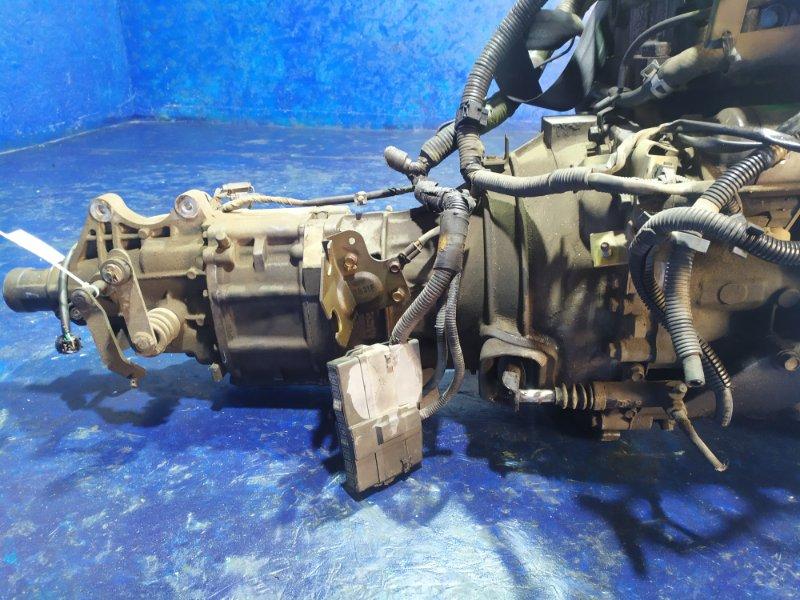 Мкпп Mazda Titan SY56T WL 2003