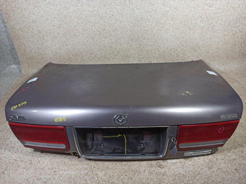 Крышка багажника Mazda Sentia HDES