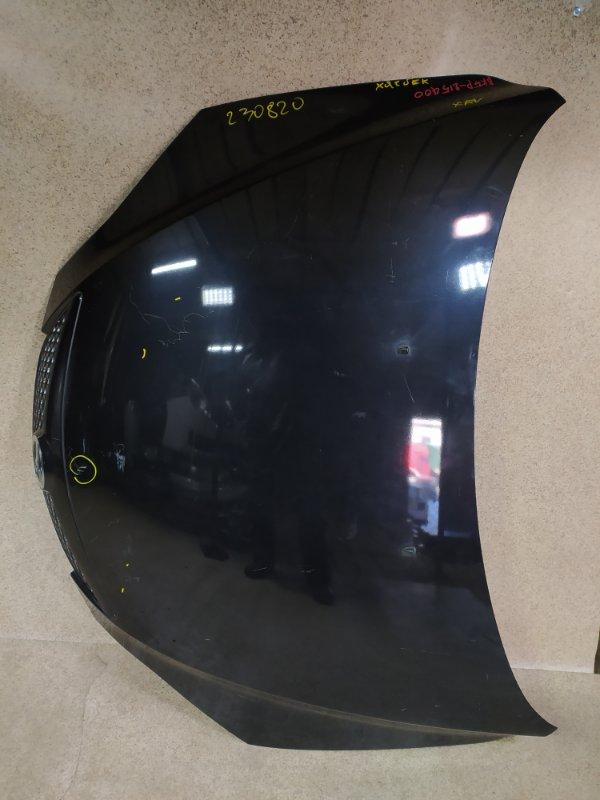 Капот Mazda Axela BK5P 2005 передний
