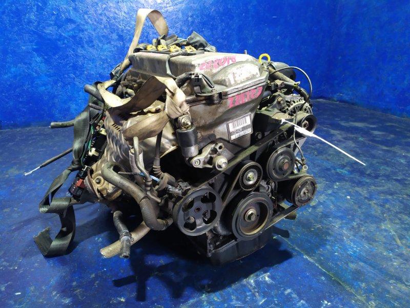 Двигатель Toyota Will Vs ZZE127 1ZZ-FE 2002