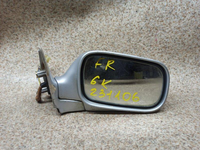 Зеркало Mazda Familia BJ5W переднее правое