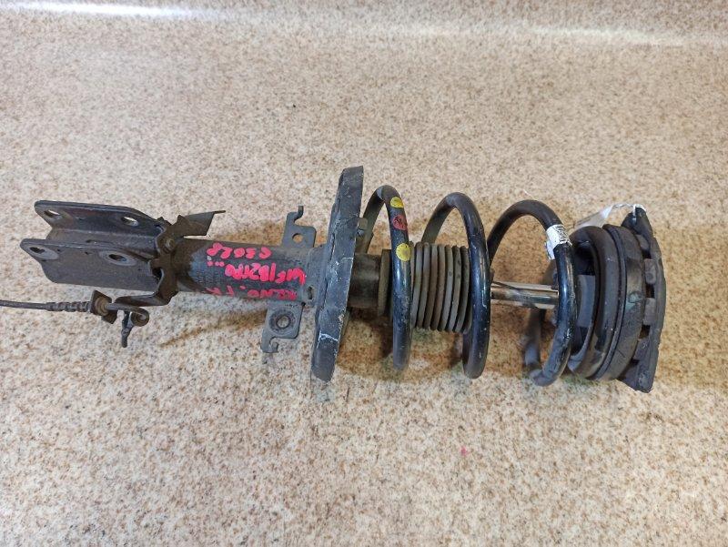 Стойка Renault Megane KZ0G M4RF713 передняя правая