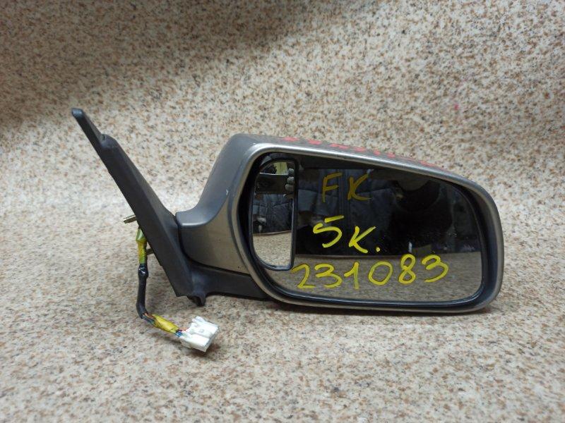 Зеркало Nissan Cedric MY34 переднее правое
