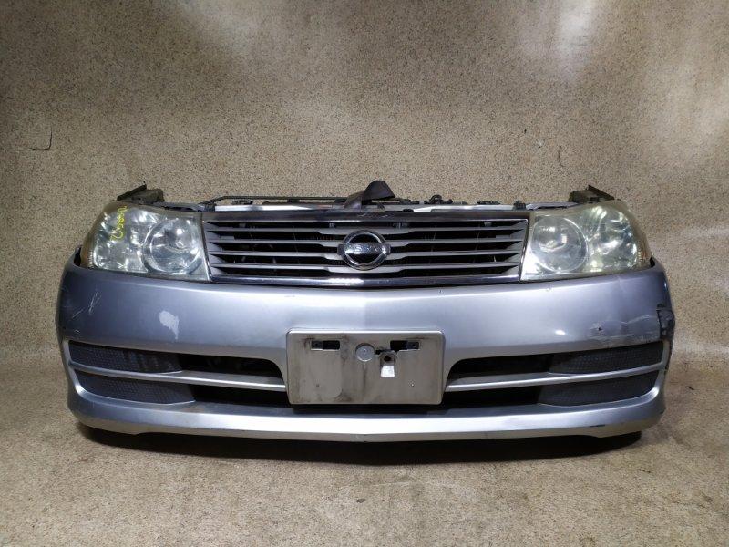 Nose cut Nissan Liberty RM12 QR20DE передний