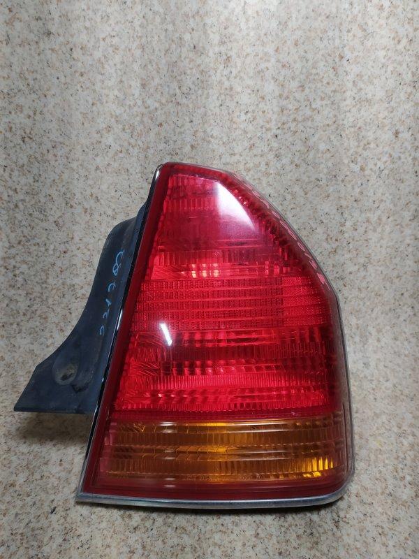 Стоп-сигнал Mitsubishi Proudia S32A задний правый