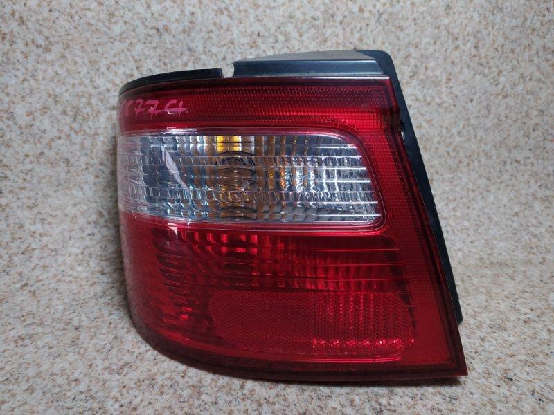 Стоп-сигнал Nissan Presage NU30 задний левый