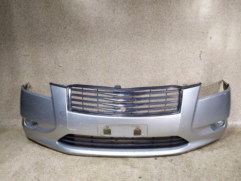 Бампер Toyota Mark X Zio ANA10 передний