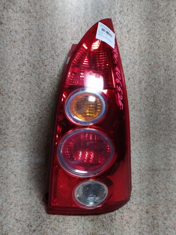 Стоп-сигнал Mazda Premacy CP8W задний правый