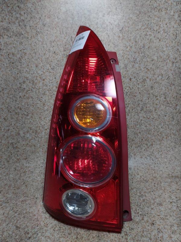 Стоп-сигнал Mazda Premacy CP8W задний левый