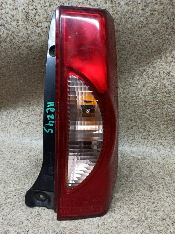 Стоп-сигнал Suzuki Alto HC24S задний правый