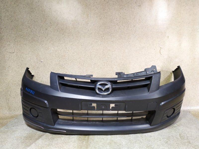 Бампер Mazda Familia VY12 2009 передний